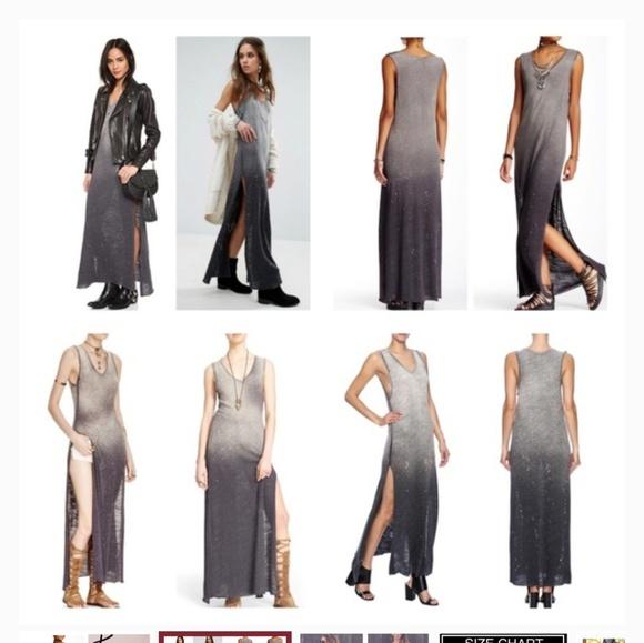 f6efd02ecf4 Free People Dresses & Skirts - Free people galaxy maxi dress